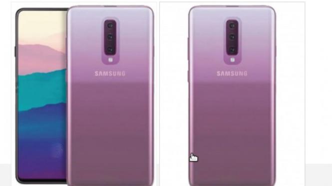 Bocoran Samsung Galaxy A90