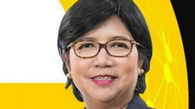 Calon Deputi Gubernur Senior Bank Indonesia, Destry Damayanti.