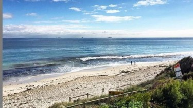 Pantai Cottesloe Perth