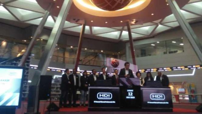 PT Hensel Davest Indonesia Tbk