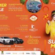 Summer Up Central Park dan Neo Soho Mall.