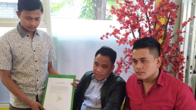 Acong Latif, mantan pengacara Galih Ginanjar