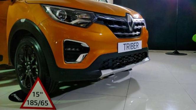 Renault Triber.