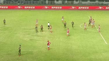 Duel Tira Persikabo vs Madura United