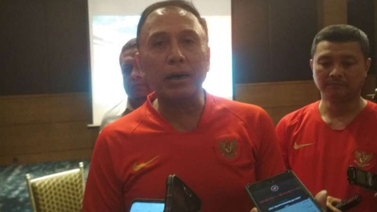 Komisaris Jenderal Polisi Mochamad Iriawan alias Iwan Bule