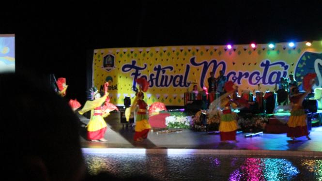 Festival Morotai.