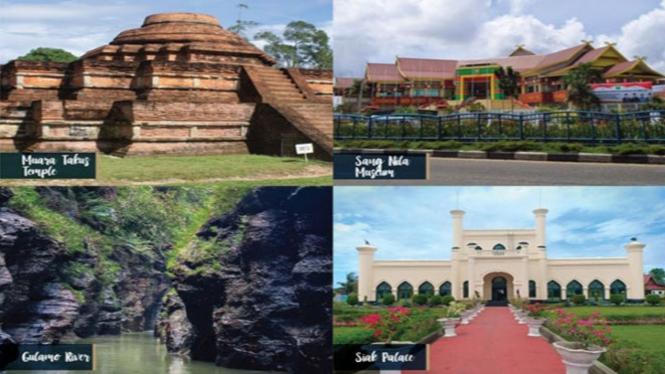 ilustrasi wisata pekanbaru