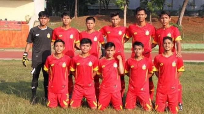 Pemain Bhayangkara FC U-20.