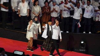 Berebut Kursi Kabinet Jokowi
