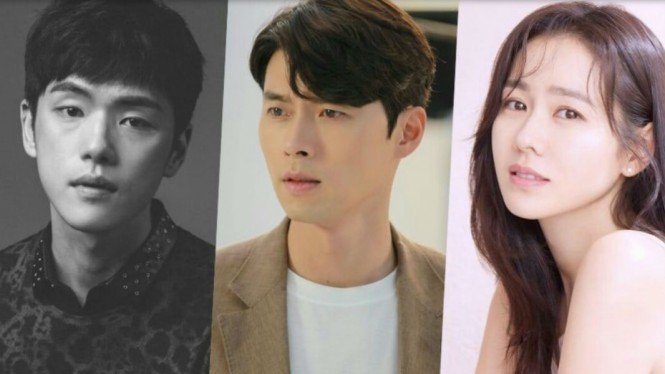 Kim Jung Hyun,  Hyun Bin dan Son Ye Jin
