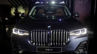 Peluncuran BMW X7 di Indonesia