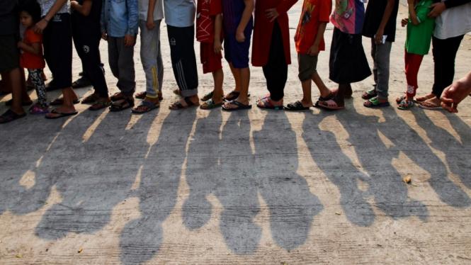 Pencari Suaka UNHCR di Jakarta