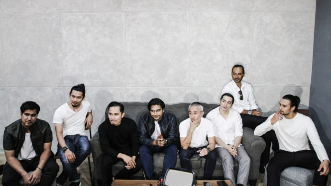 FOTO: Mereka Yang Bermain Film Gundala