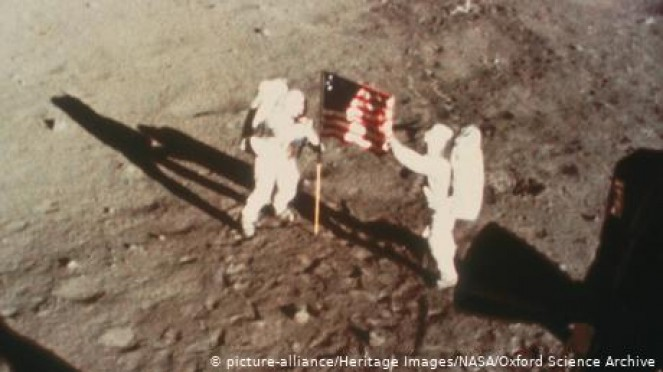 picture-alliance/Heritage Images/NASA/Oxford Science Archive