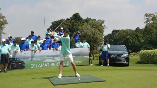 Turnamen Golf CIGT 2019.