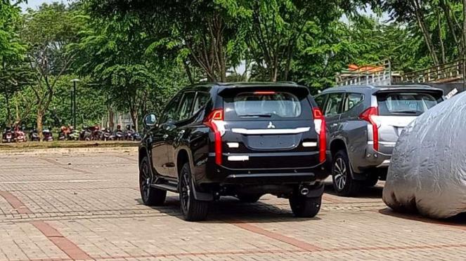 Mitsubishi Pajero Sport baru