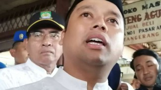 Wali Kota Tangerang, Arief R Wismansyah