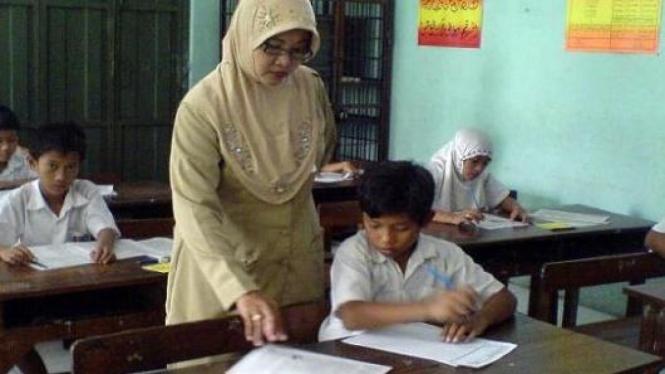 Guru dan peserta didik