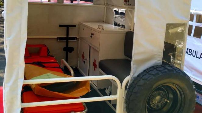 AMMDes versi ambulans