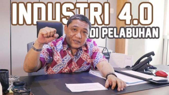 Doso Agung - Direktur Utama Pelindo III.