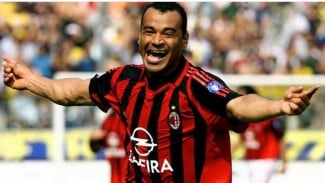 Legenda AC Milan dan Timnas Brasil, Cafu.