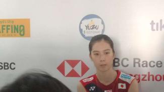 Aya Ohori, tunggal putri Jepang