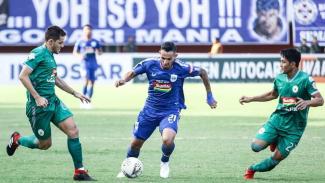 Duel PSS Sleman vs PSIS Semarang