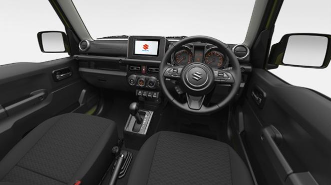Mobil Suzuki.