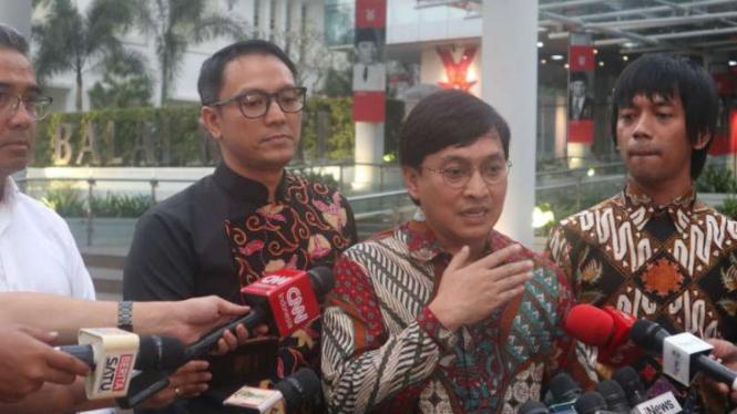 Para pekerja seni diundang Presiden Jokowi ke Istana Bogor