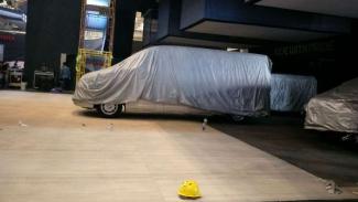 Toyota Hiace terbaru yang akan tampil di GIIAS 2019.