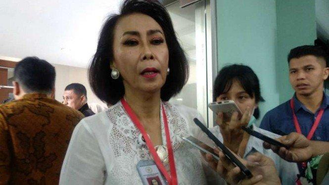 Ketua Pansel Calon Pimpinan KPK, Yenti Garnasih