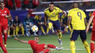 Duel Arsenal vs Bayern Munich di ajang International Champions Cup 2019