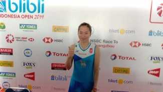 Tunggal Putri Thailand, Ratchanok Intanon