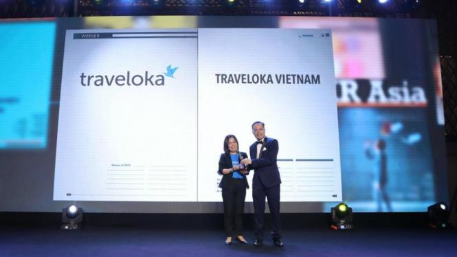 Traveloka Vietnam masuk daftar 50 perusahaan terbaik untuk bekerja di Asia