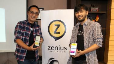 Zenius App, revolusi belajar dalam genggaman