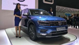 Volkswagen Tiguan generasi kedua dirilis di GIIAS 2019.