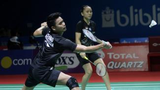 Tontowi Ahmad/Winny Kandow Melaju ke Perempat Final