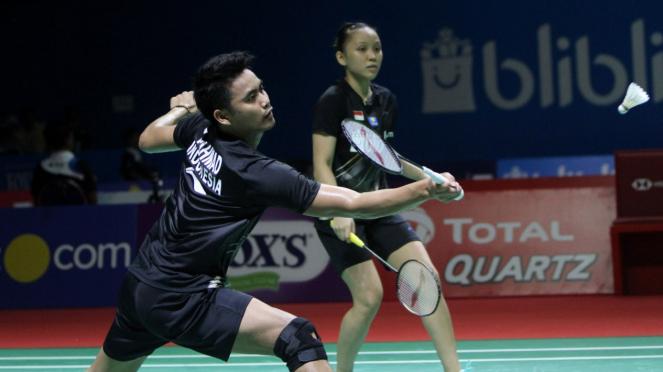 Ganda campuran Indonesia, Tontowi Ahmad/Winny Kandow