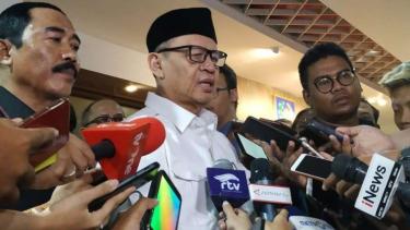 Gubernur Banten Wahidin Halim.