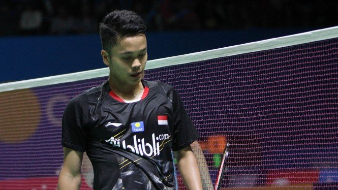 Anthony Ginting.