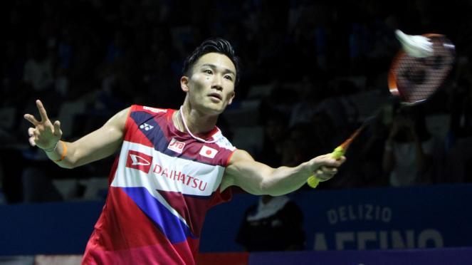 Kento Momota Gagal Pertahankan Titel Indonesia Open