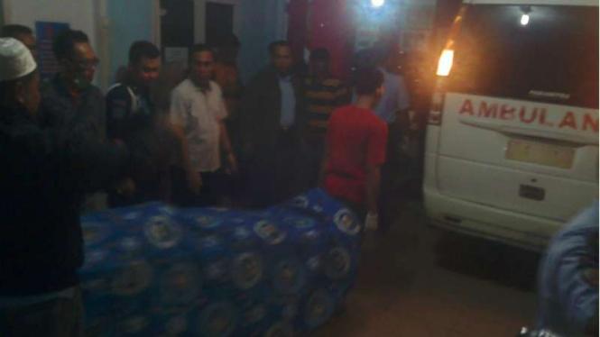 Narapidana tewas gantung diri di kamar mandi mushala