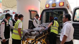 Jemaah haji Indonesia meninggal dunia di Bandara Jeddah atas nama Supardjo