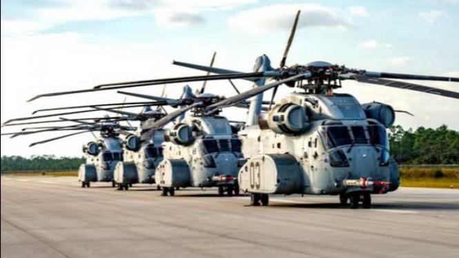 Sikorsky CH0-53K King Stalion