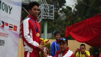 Atlet renang Indonesia di ASG