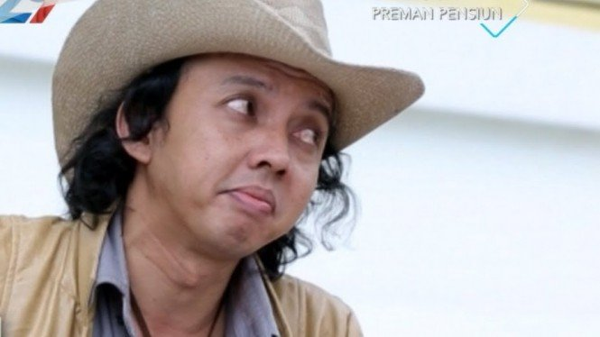 Zulfikar alias Jamal 'Preman Pensiun'