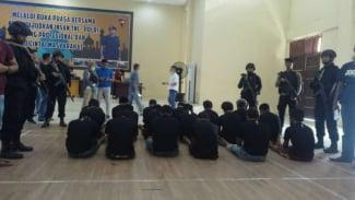 Polisi Tangkap 18 Orang Kelompok Serikat Mandiri Batanghari (SMB)