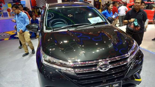 All New Daihatsu Terios SE