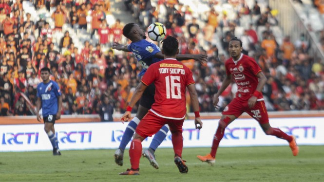 Final Piala Presiden 2019 Persija vs PSM