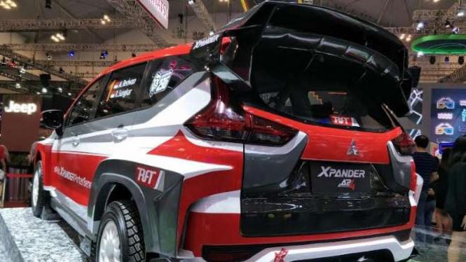 Xpander Rally AP4